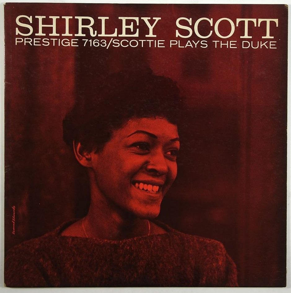 shirley scott - scottie plays the duke 7163