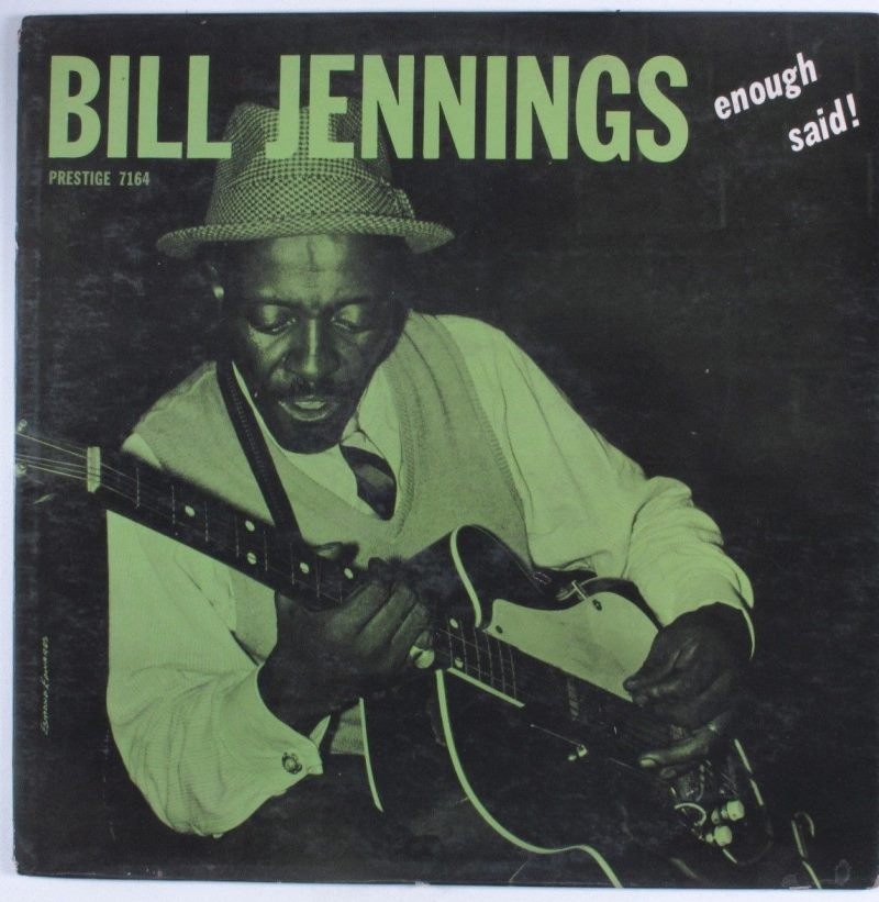 bill jennings - enough said 7164