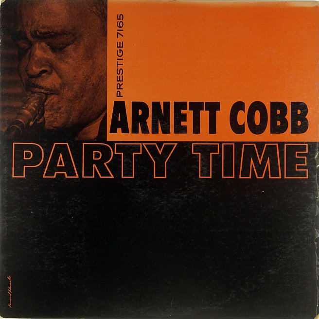 arnett cobb - party time 7165
