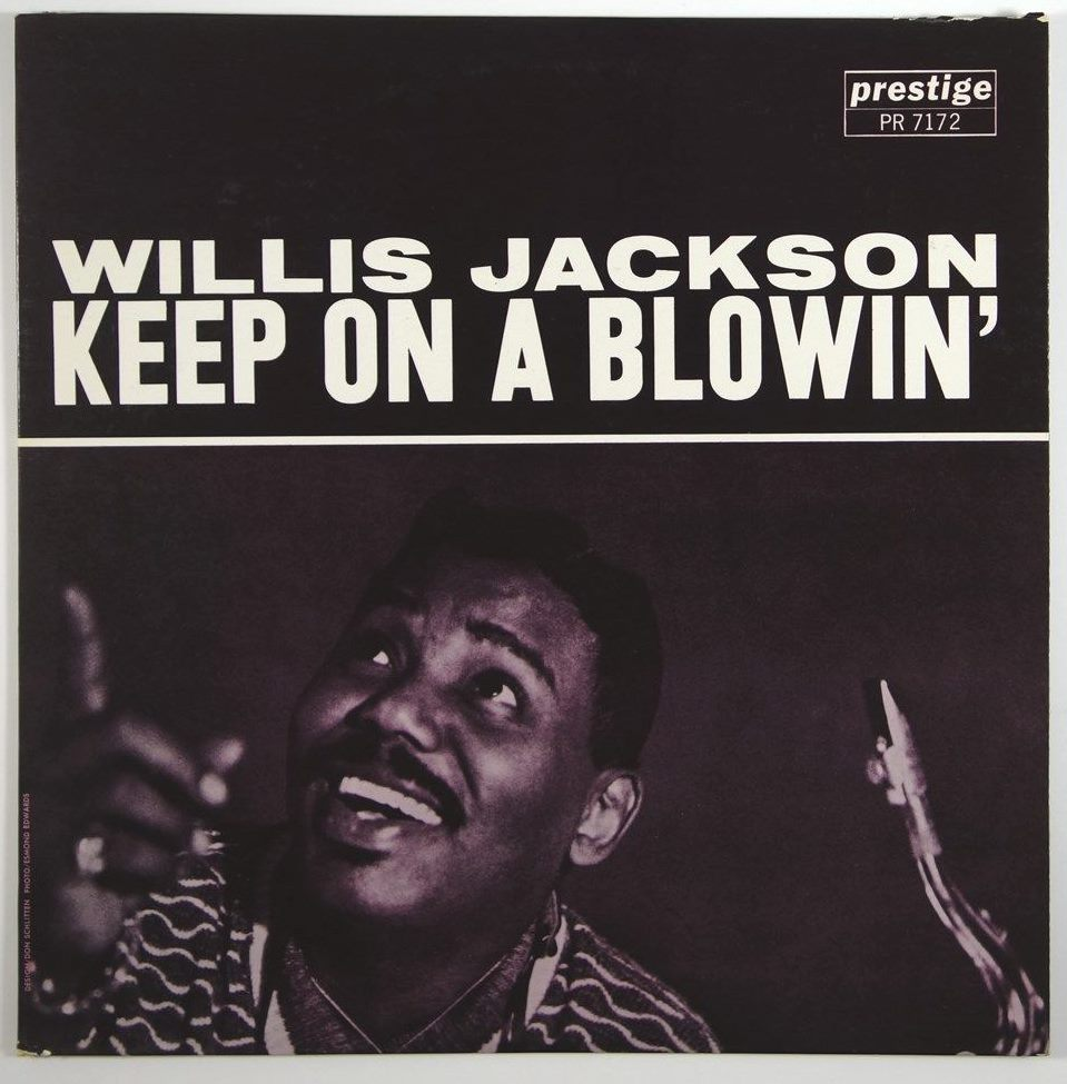 willis jackson - cool gator 7172