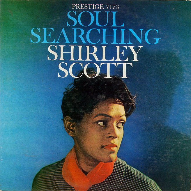 shirley scott - soul searching 7173