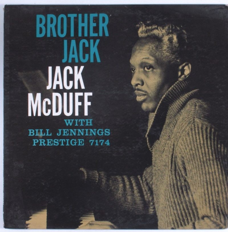 jack mcduff - brother jack 7174