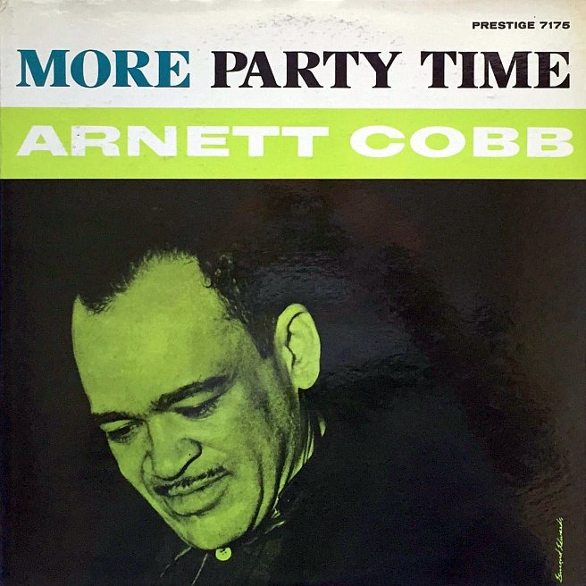 arnett cobb - more party time 7175