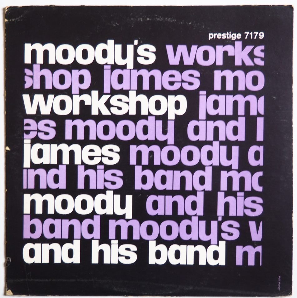 james moody - moody's workshop 7179