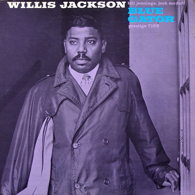 willis jackson - blue gator 7183