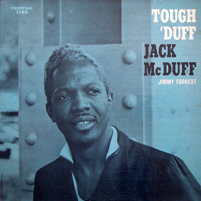 jack mcduff - tough duff 7185