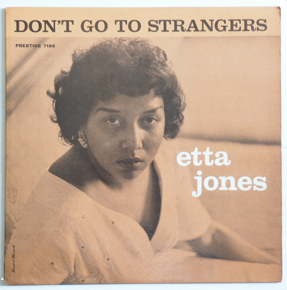 etta jones - don't go to strangers 7186