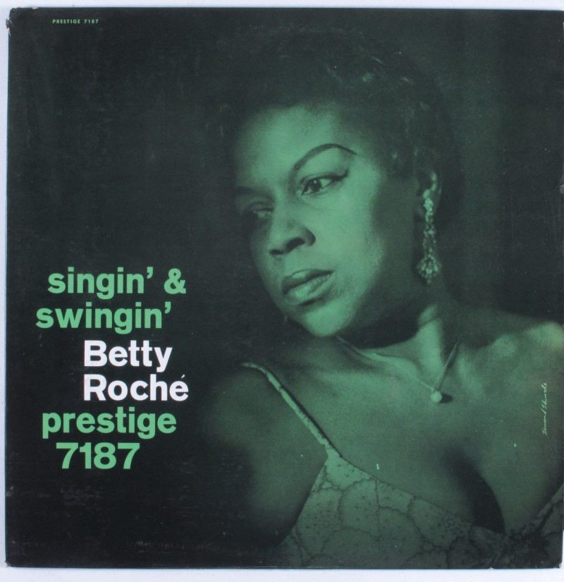 betty roche - singing and swinging 7187