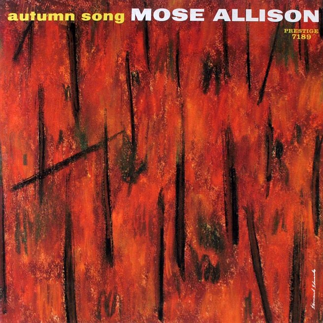 mose allison - autumn song 7189