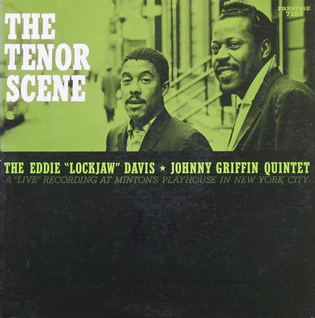 eddie davis - johnny griffin - tenor scene 7191