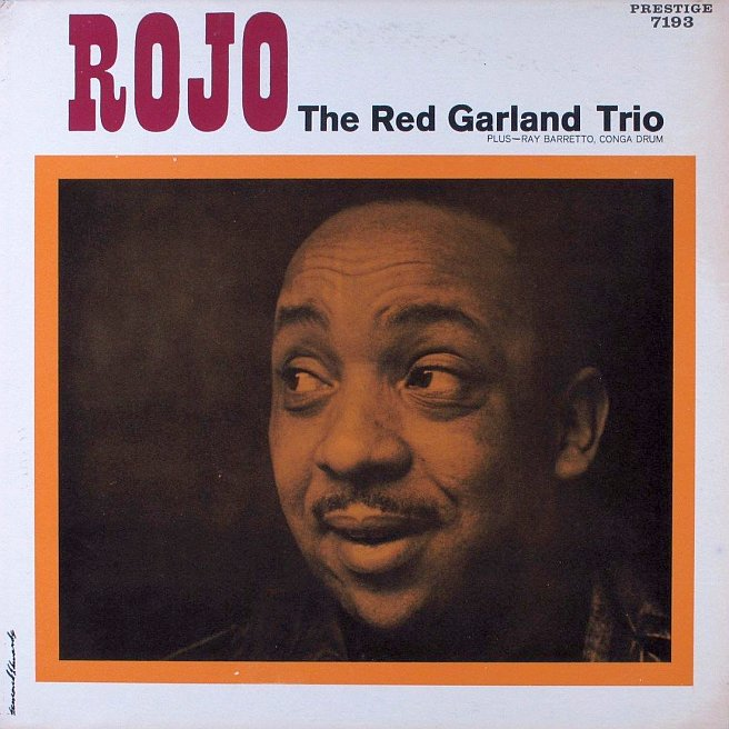red garland - rojo 7193