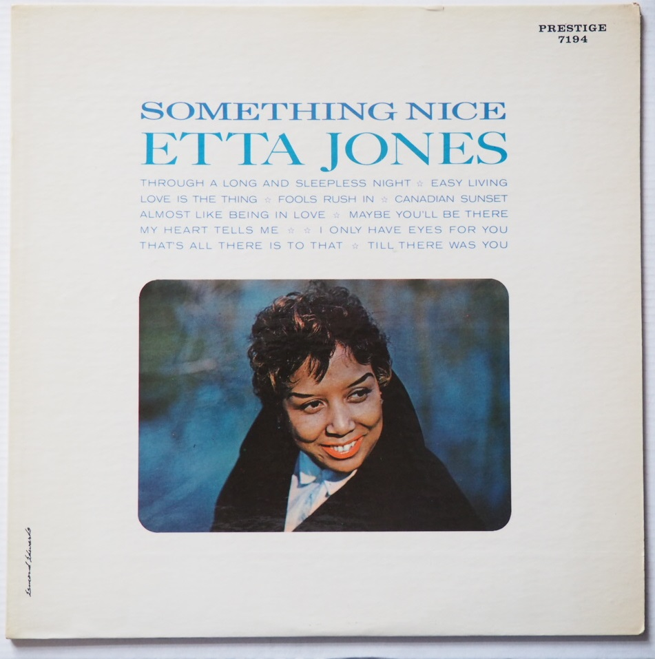 etta jones - something nice 7194