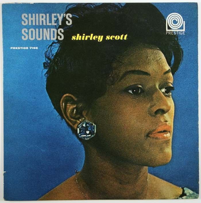 shirley scott - shirley's sounds 7195