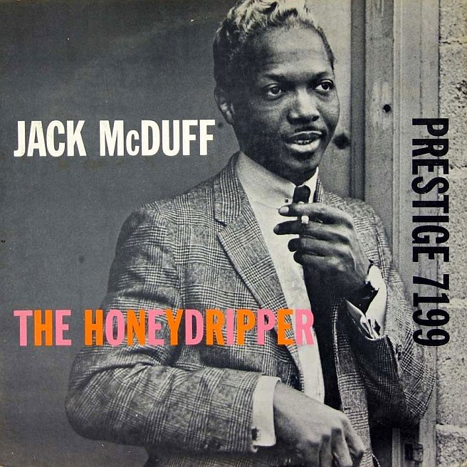 jack mcduff - the honeydripper 7199