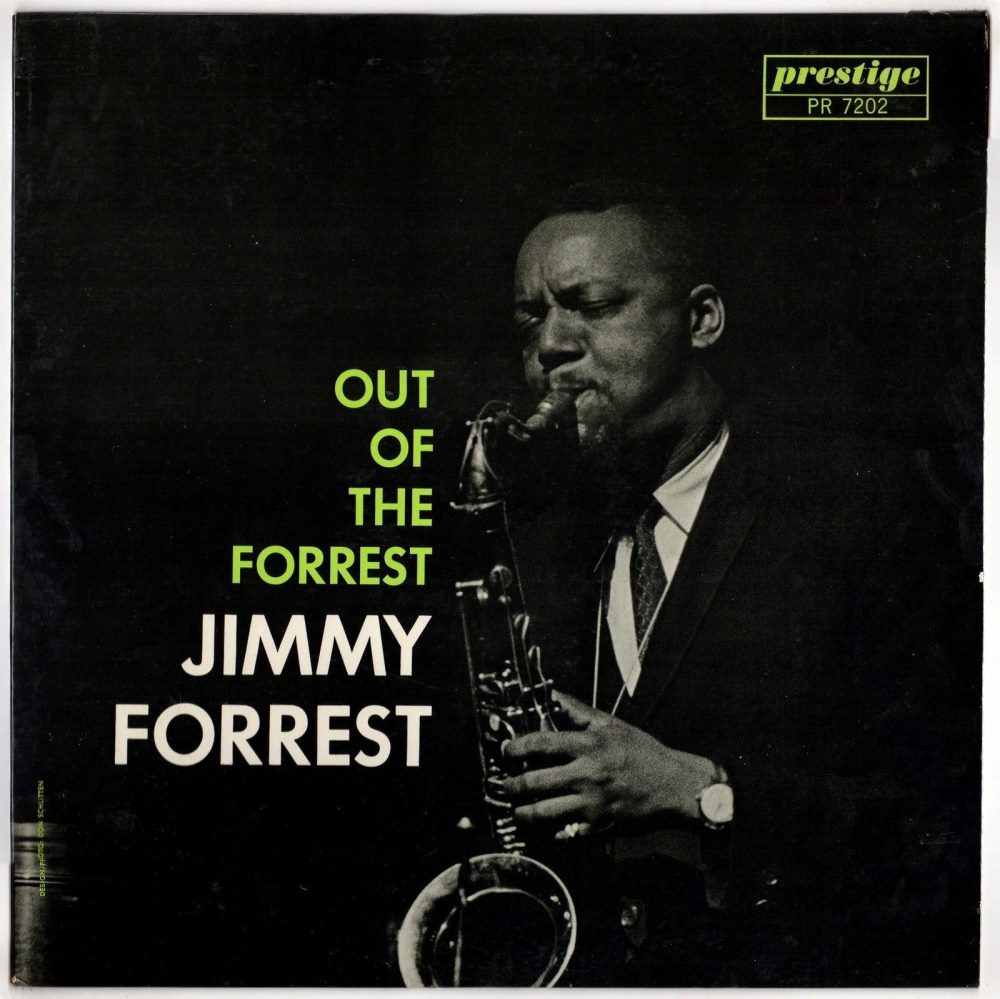 jimmy forrest - out of the forrest 7202