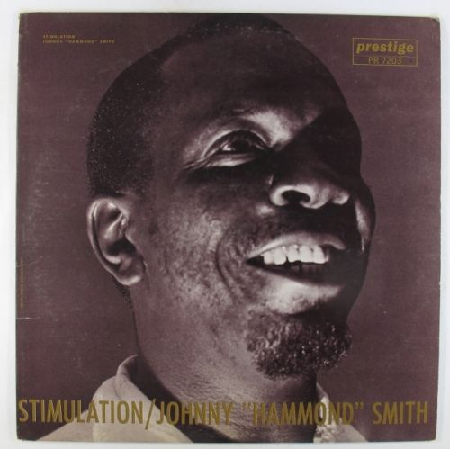 johnny hammond smith - stimulation 7203
