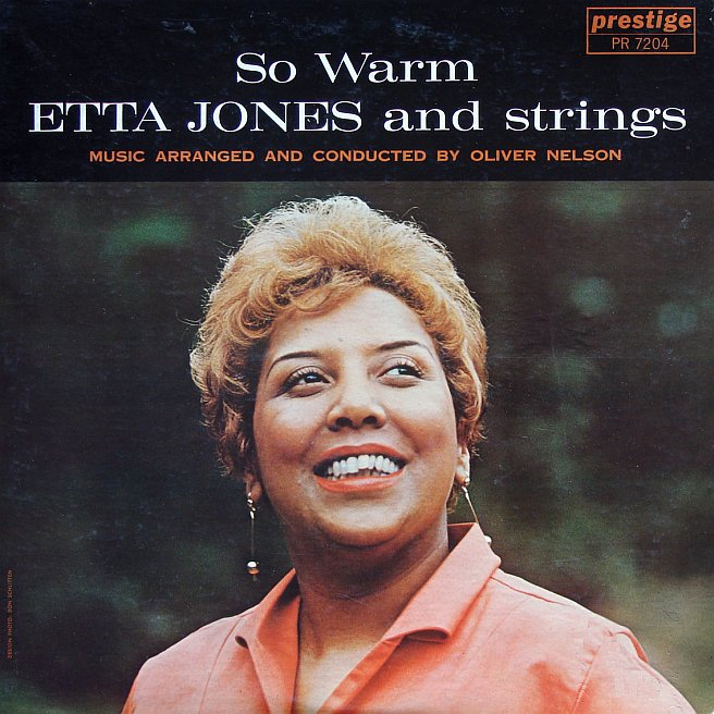 etta jones - so warm 7204