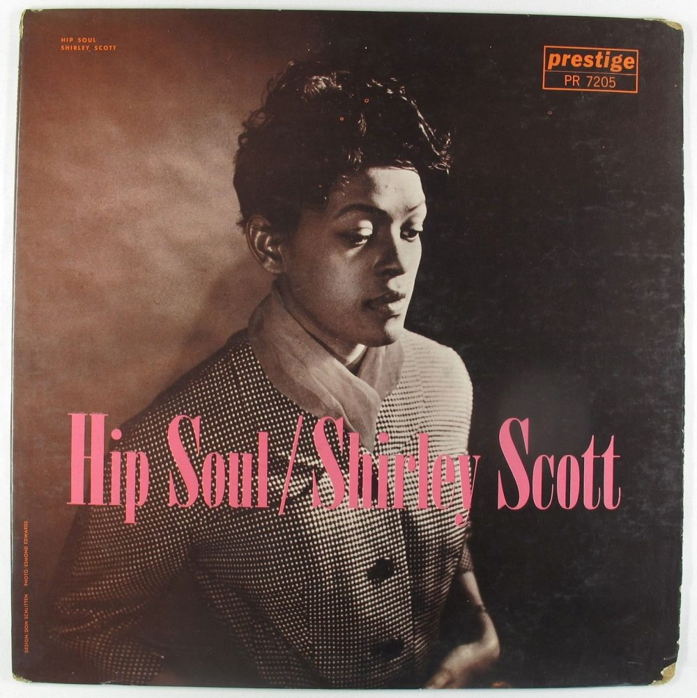 shirley scott - hip soul 7205