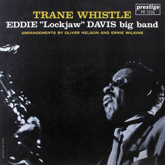 eddie lockjaw davis - trane whistle 7206