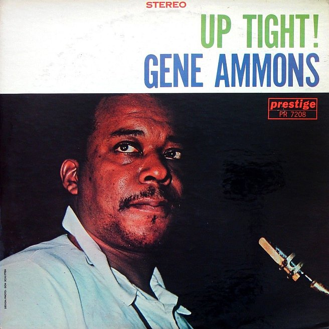 gene ammons - up tight 7208