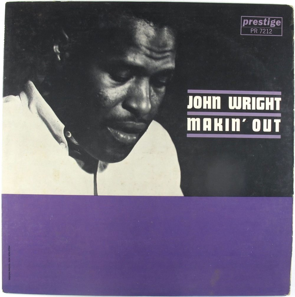 john wright - makin' out 7212