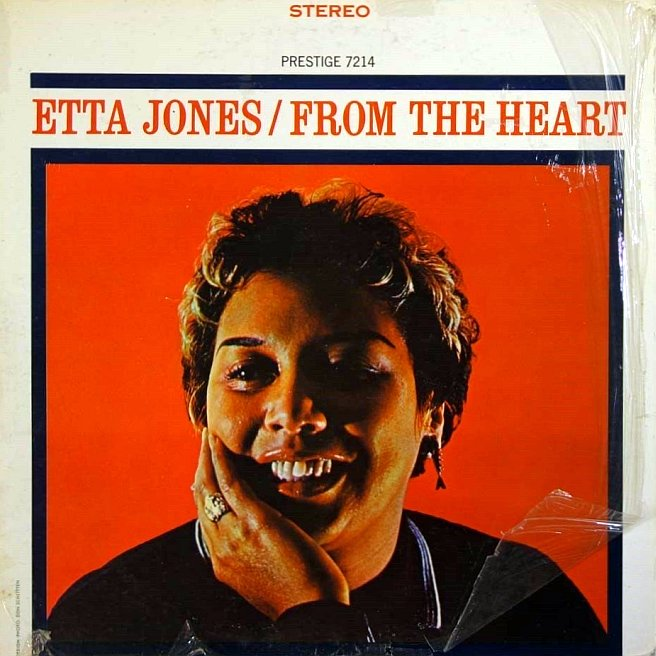 etta jones - from the heart 7214