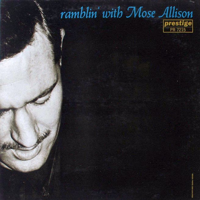 mose allison - ramblin' with mose 7215