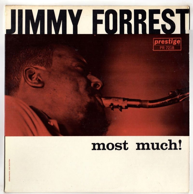 jimmy forrest - most much 7218