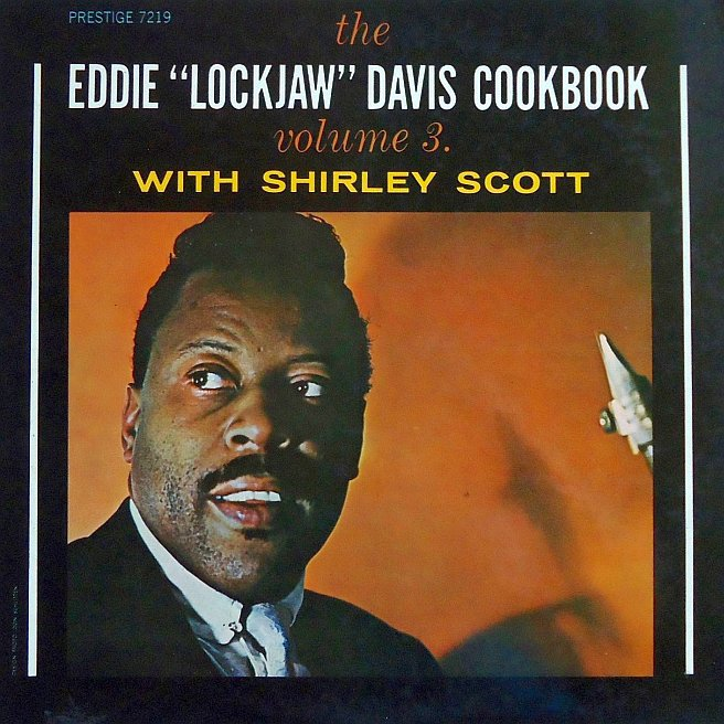 eddie davis - cookbook vol. 3 7219