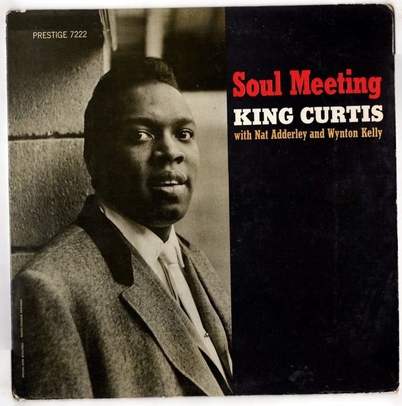 king curtis - soul meeting 7222