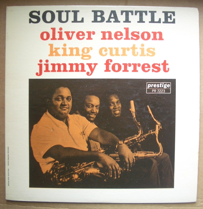 oliver nelson king curtis - soul battle 7223