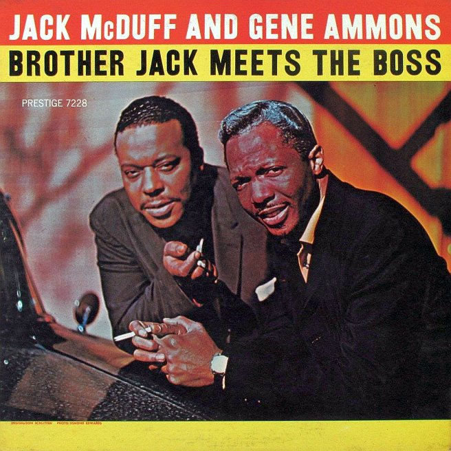 jack mcduff - brother jack meets the boss 7228