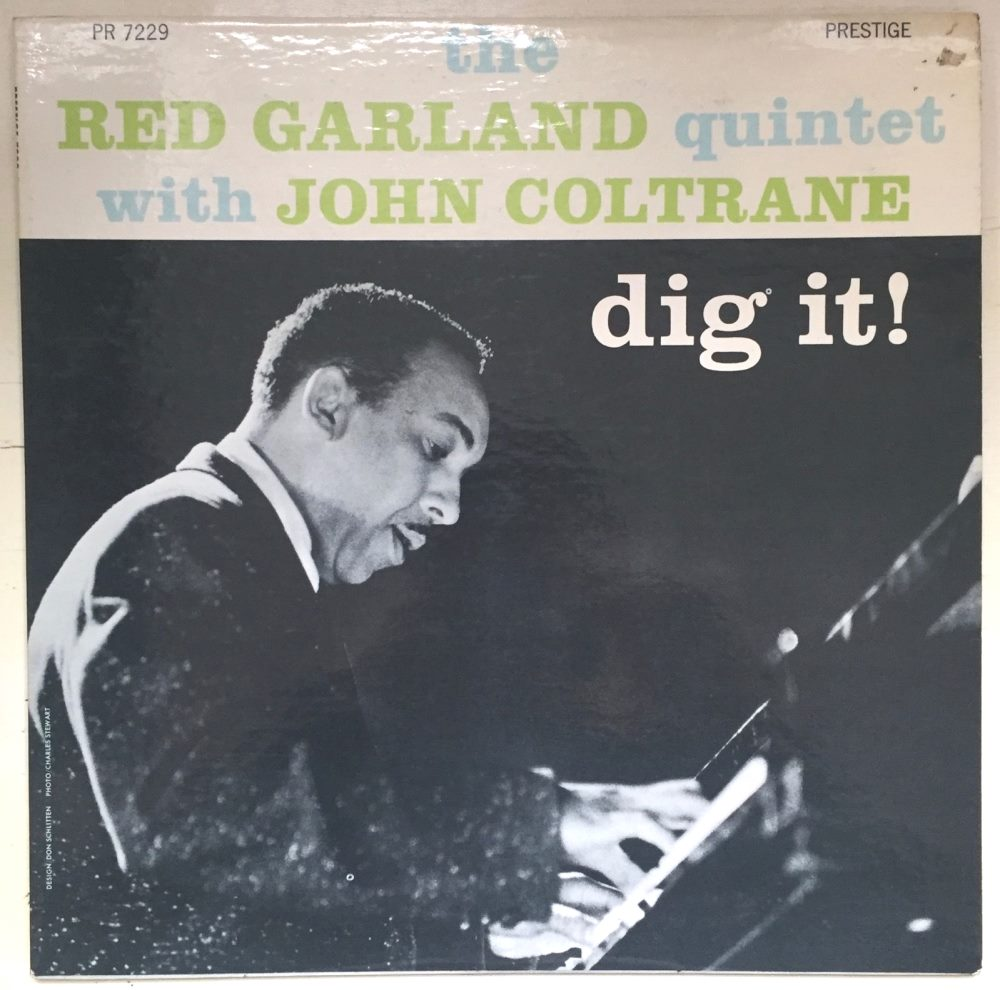 red garland - dig it 7229