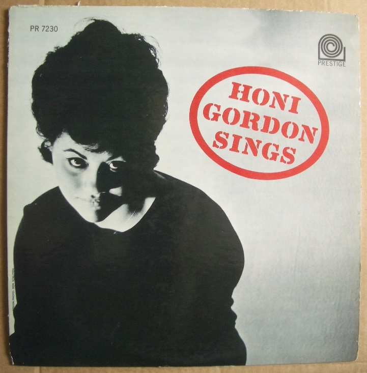honi gordon - sings 7230
