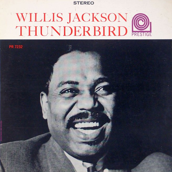 willis jackson - thunderbird 7232