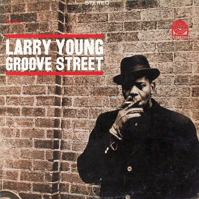 larry young - groove street 7237