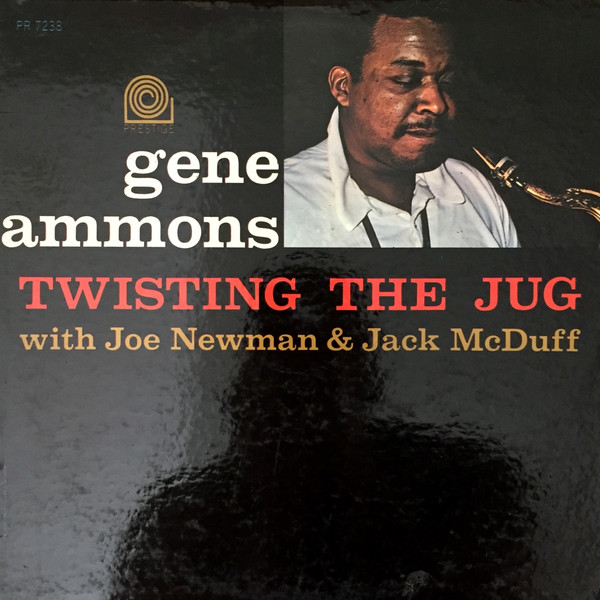 gene ammons - twistin' the jug 7238