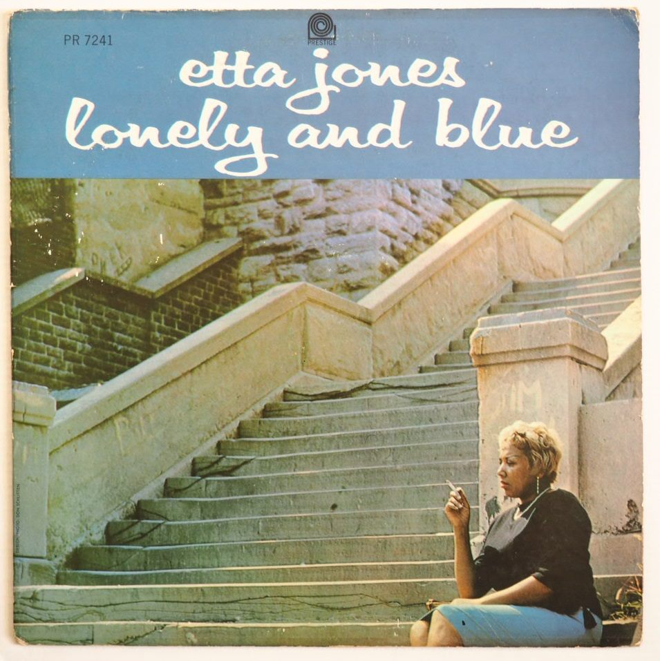 etta jones - lonely and blue 7241