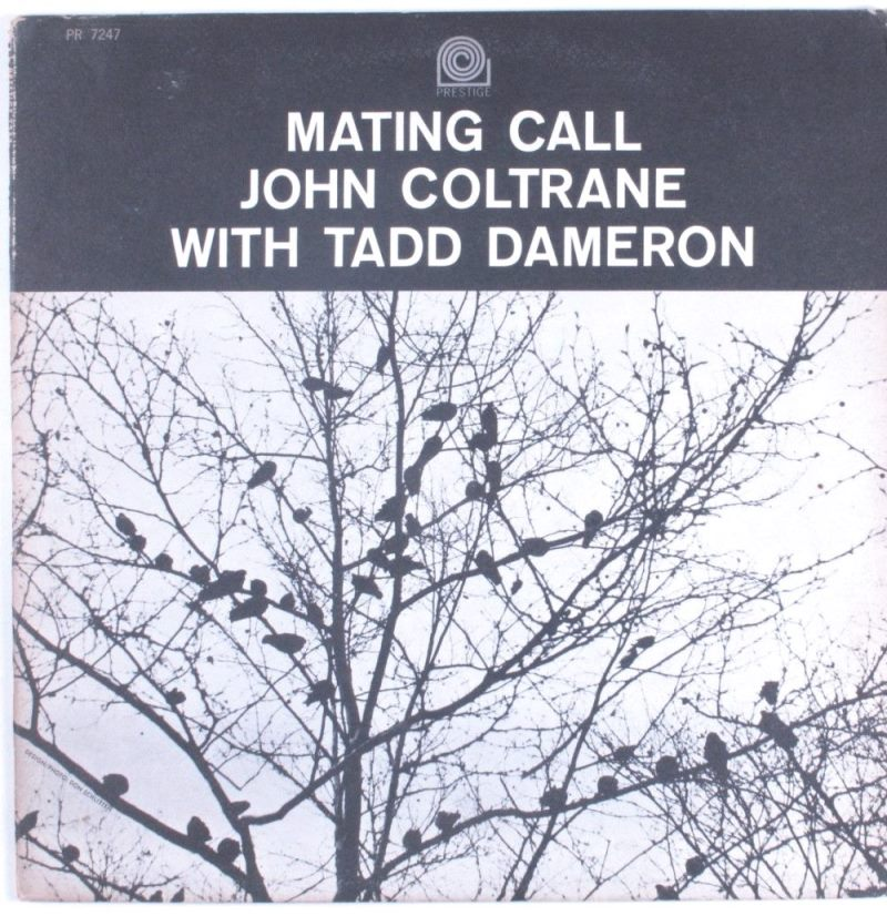 tadd dameron - john coltrane - mating call 7247