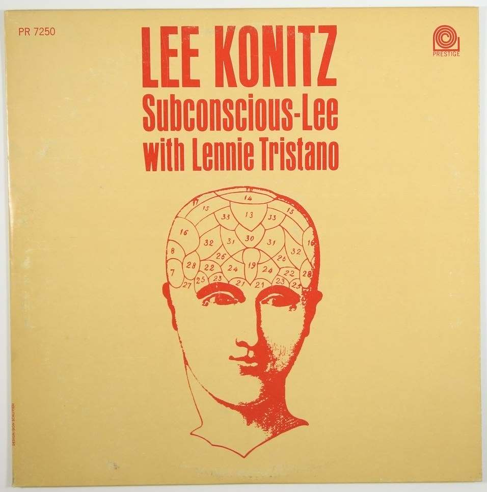 lee konitz - subconscious lee 7250