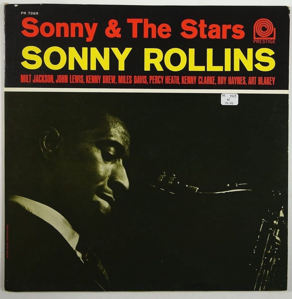 sonny rollins - sonny and the stars 7269