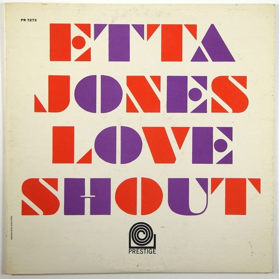 etta jones - love shout 7272