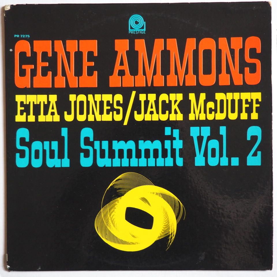 gene ammons etta jones - soul summit vol. 2 7275