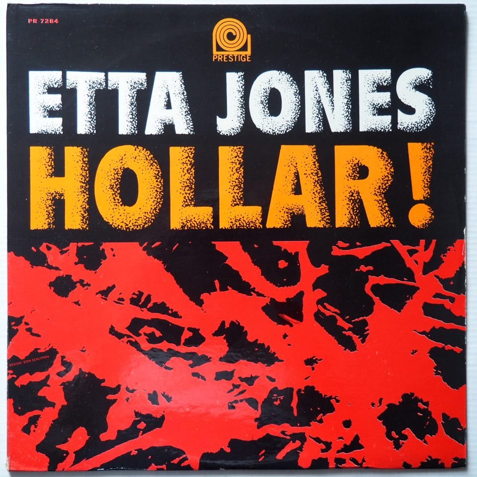 etta jones - hollar