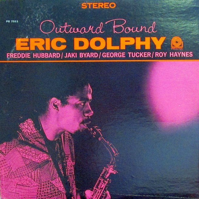 eric dolphy - outward bound 7311