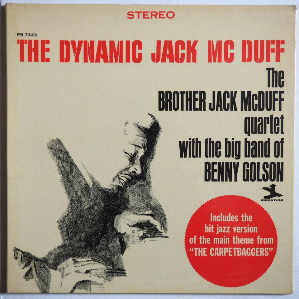 brother jack mcduff - the dynamic 7323