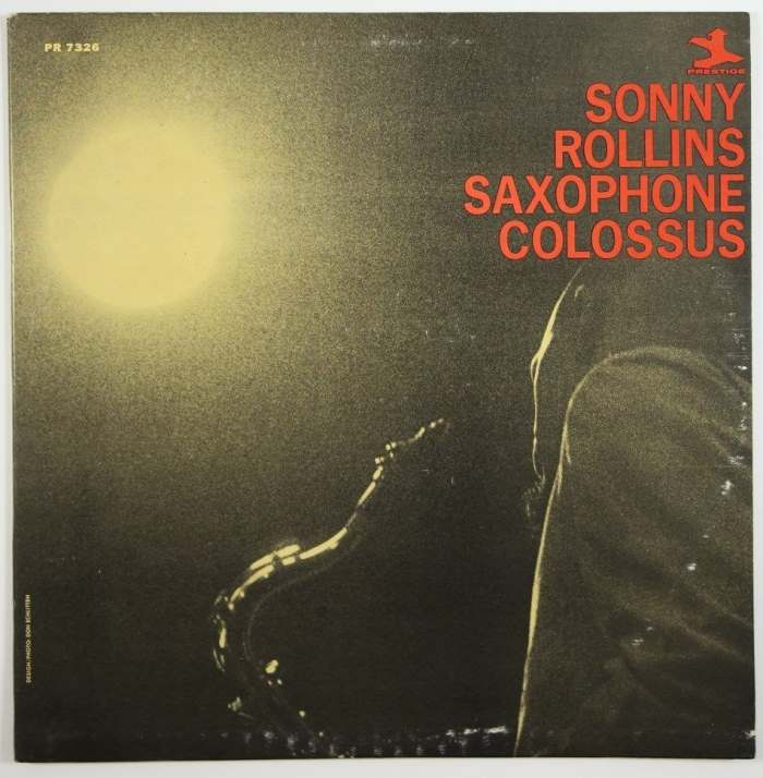 sonny rollins - saxophone colossus 7326