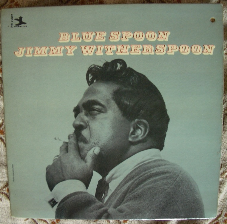 jimmy witherspoon - blue spoon 7327