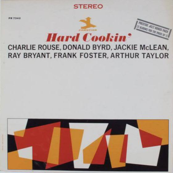 charlie rouse - hard cookin' 7342