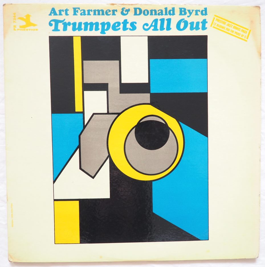 art farmer - donald byrd - trumpets all out 7344